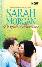 de repente, el ultimo verano sarah morgan 9788468781013