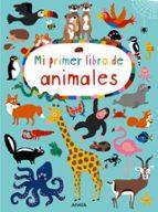 mi primer libro de animales nastja holtfreter 9788469835913