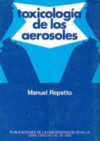 toxicologia de los aerosoles-manuel repetto-9788474050813