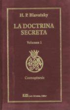 la doctrina secreta v. 1: cosmogenesis h.p. blavatsky 9788476271513