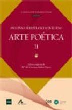 arte poetica 2vols.-maria del carmen bobes naves-9788476357613