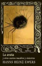 la araña-hanns heinz ewers-9788477027713