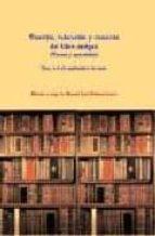 tasacion, valoracion y comercio del libro antiguo (textos y mater iales)-9788477336013