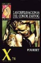 coleccion x 74: las depravaciones zarthog-9788478331413