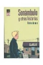 novela grafica: sonambulo y otras historias adrian tomine 9788478336913