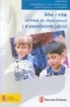 niños y niñas victimas de abuso sexual y el procedimiento judicia l-christian et al. diesen-9788478501113