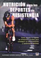 nutricion para los deportes de resistencia suzanne girard eberle 9788479029913