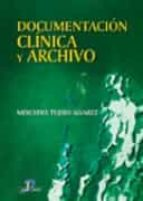 documentacion clinica y archivo mercedes tejero alvarez 9788479786113