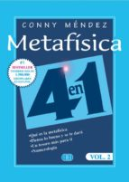 metafisica 4 en 1 (vol. 2)-conny mendez-9788489897113