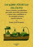 las 4200 formulas del exito (ed. facsimil) eusebio heras hernandez 9788490012413