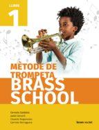 metode de trompeta brass school llibre 1-9788490267813