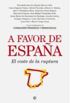 a favor de españa-9788490601013