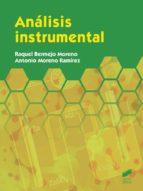 Análisis instrumental (Formación Profesional: Ciclos Formativos)
