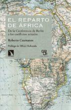 el reparto de áfrica-roberto ceamanos llorens-9788490972113