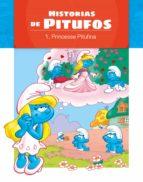 princesa pitufina (historias de pitufos) 9788491202813