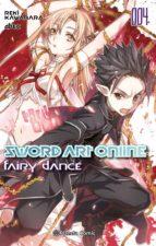 sword art online fairy dance nº 02/02 (novela) reki kawahara 9788491461913