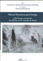 nuevas narrativas para europa-9788491486213