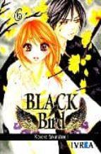 black bird nº 6 kanoko sakurakouji 9788492725113