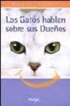 los gatos hablan sobre sus dueños-bruce floge-9788493106713