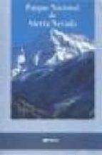 parque nacional de sierra nevada-9788493209513