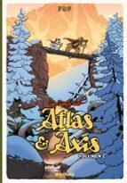 la saga de atlas y axis 2 9788494061813