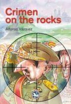 crimen on the rocks alfonso vazquez 9788494239113