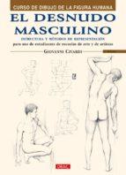 el desnudo masculino: curso de dibujo de la figura humana giovanni civardi 9788495873613