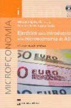 lecciones de introduccion a la microeconomia para ade (2 vols.) ( un enfoque de soberania de la empresa; ejercicios para introduccion a la microeconomia de ade)-manuel ahijado-9788496062313