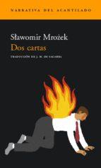 dos cartas-slawomir mrozek-9788496136113