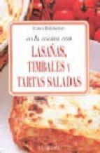 en la cocina con lasañas, timbales y tartas saladas franca feslikenian 9788496137813