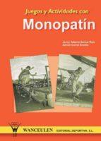 Juegos y ejercicios con monopatín