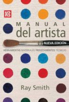 manual del artista-ray smith-9788496669413
