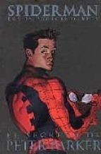spiderman: los imprescindibles nº 8: el secreto de peter parker-john jr. romita-9788496734913