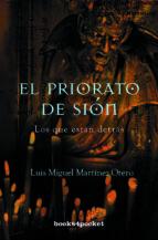 El libro de El priorato de sion. los que estan detras autor LUIS MIGUEL MARTINEZ OTERO PDF!