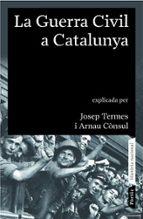 la guerra civil a catalunya josep termes 9788498090413