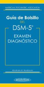 guía de bolsillo del dsm-5 examen diagnóstico-9788498358513
