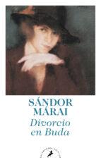divorcio en buda-sandor marai-9788498383713