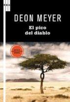 el pico del diablo-deon meyer-9788498677713