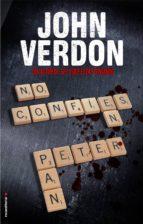 no confíes en peter pan (ebook)-john verdon-9788499186313