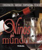 vinos del mundo (enciclopedia universal) 9788499280813