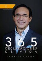 365 declaraciones de vida tomo 4 (ebook)-cesar castellanos-9789588824413