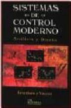 Sistemas de control moderno: analisis y diseño por W.j. grantham DJVU PDF FB2 978-9681847913