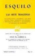 las siete tragedias-9789700715513