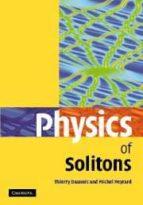 Physics Of Solitons Hardback