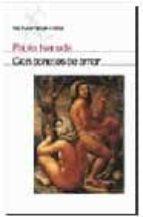 Cien sonetos de amoredic. (Biblioteca Breve; 407: Poesia)