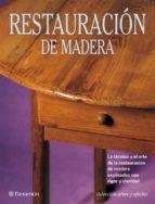 RESTAURACION DE MADERA