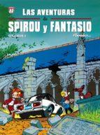 Las aventuras de Spirou y Fantasio de Fournier nº 01 (BD - Autores Europeos)