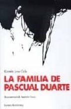 Familia De Pascual Duarte (Ilustrados)