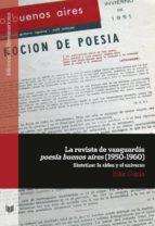 LA REVISTA DE VANGUARDIA POESIA BUENOS AIRES (1950-1960)