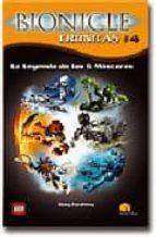 La leyenda de las seis máscaras (Bionicle Crónicas)